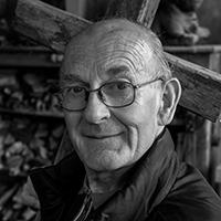 Colin Wood The Stonemason by Stewart Wall