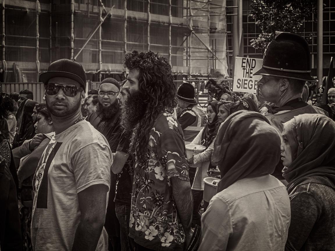 Bradford Free Palestine © Stewart Wall,2014