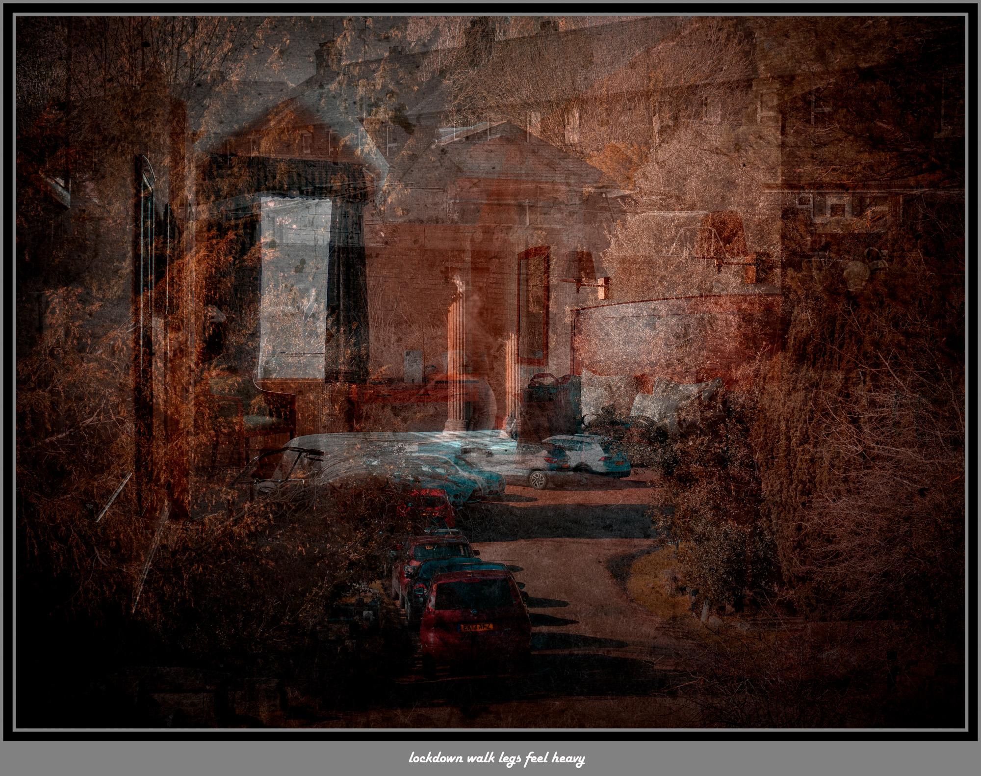 Lockdown strolls ©Stewart Wall 2020